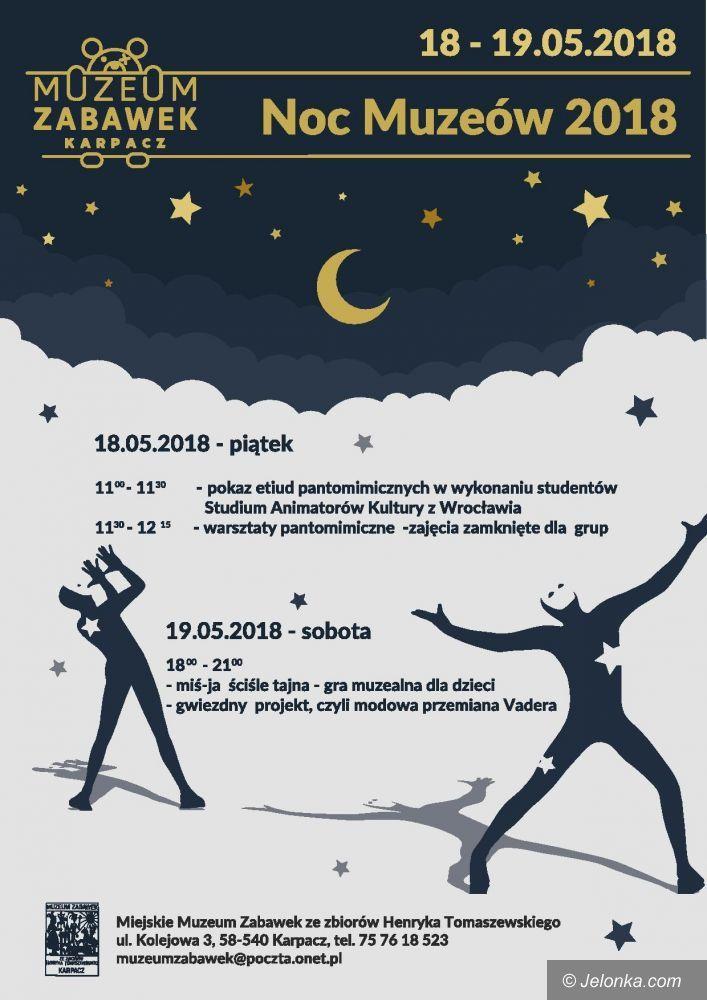 Karpacz: Noc Muzeów w Muzeum Zabawek