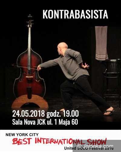 """Jelenia Góra: Utytułowany """"Kontrabasista"""" w JCK"""