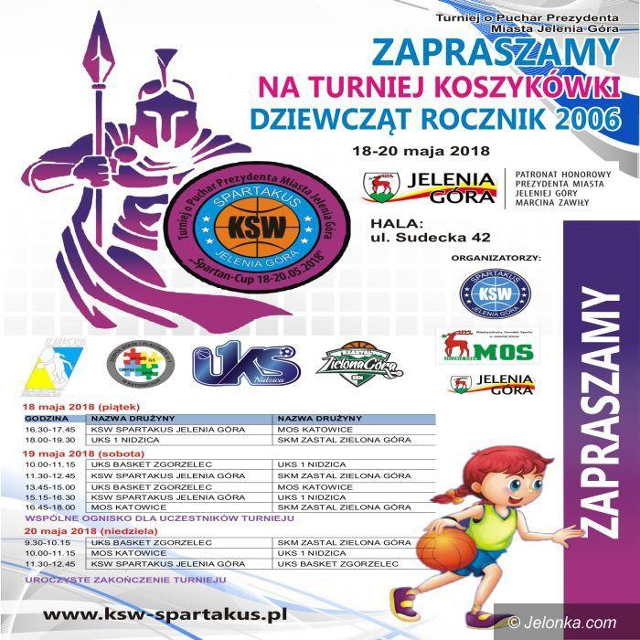 Jelenia Góra: Koszykarskie zmagania w roczniku 2006