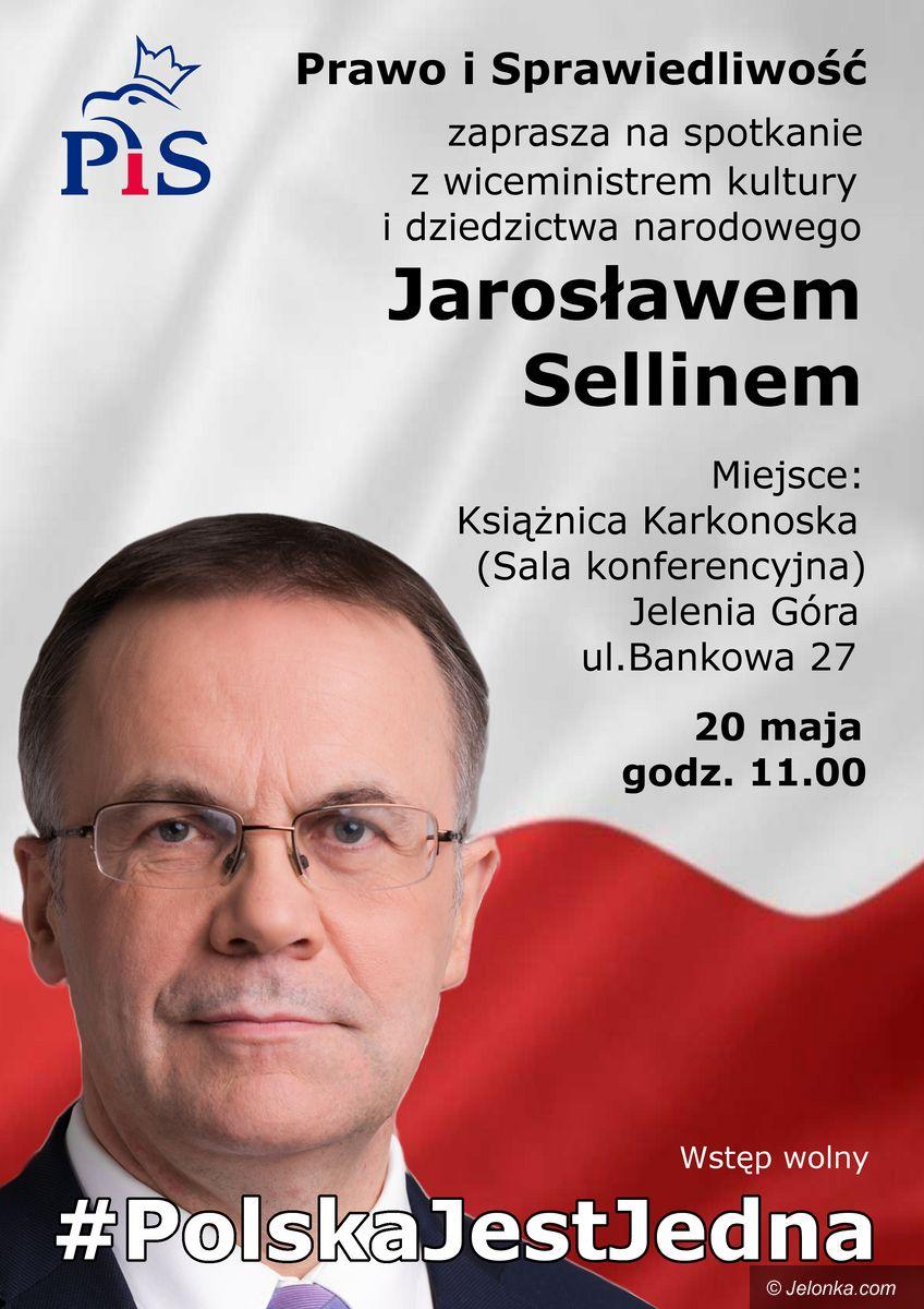 Region: Spotkania z wiceministrem Sellinem