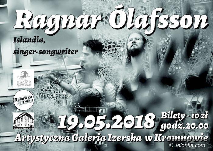 Region: Koncert Ragnara Ólafssona w Kromnowie