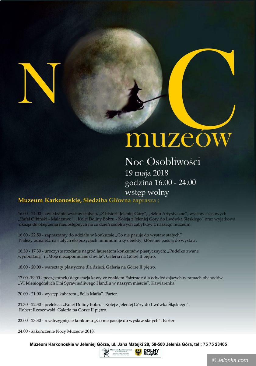 Jelenia Góra: Noc osobliwości w Muzeum Karkonoskim