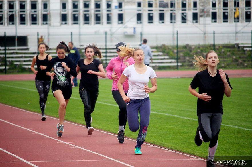 Jelenia Góra: Lekkoatleci na start