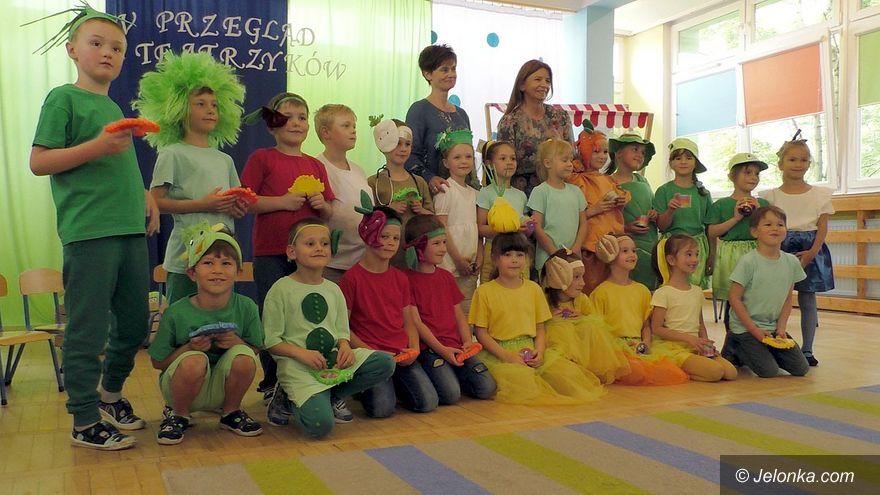 Jelenia Góra: Przedszkolaki zagrały dla rodziców