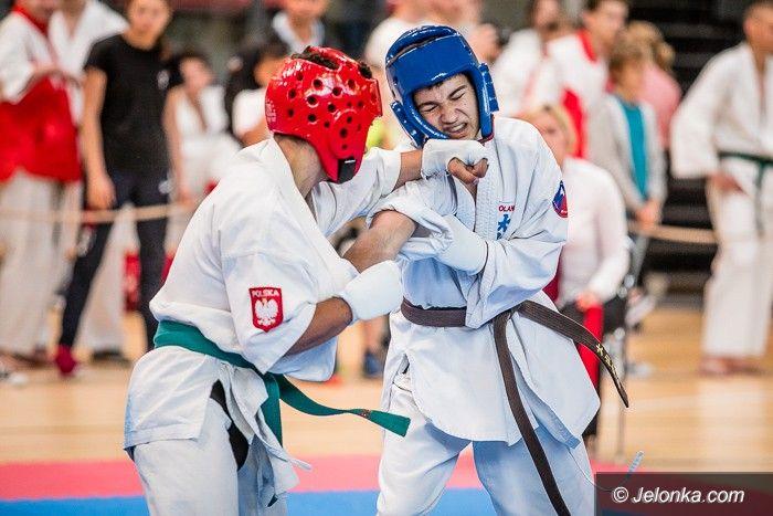 Jelenia Góra: Mistrzostwa w Oyama Karate