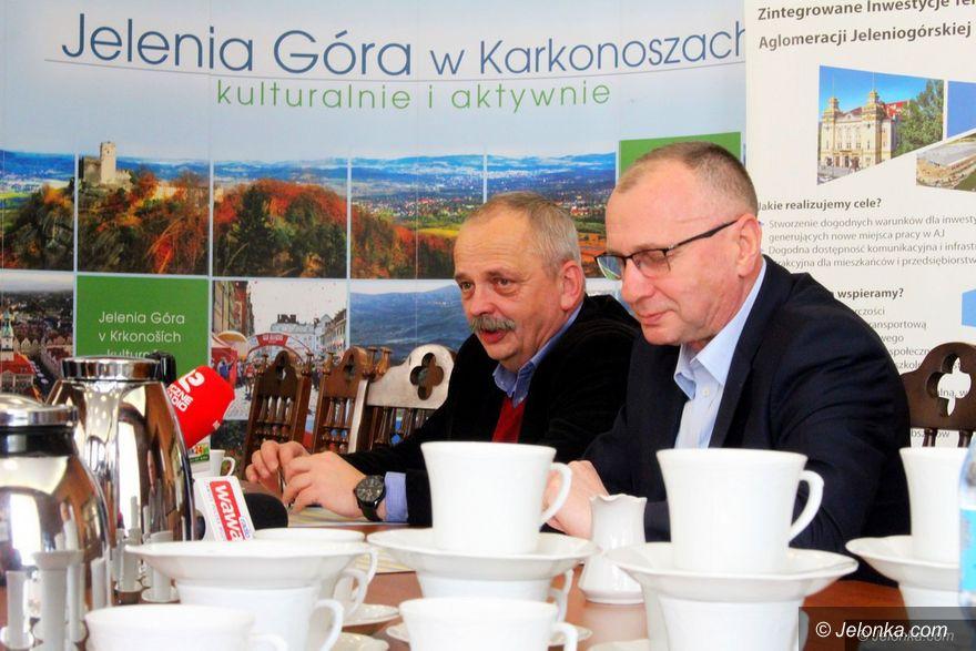Jelenia Góra: Jerzy Łużniak kandydatem PO
