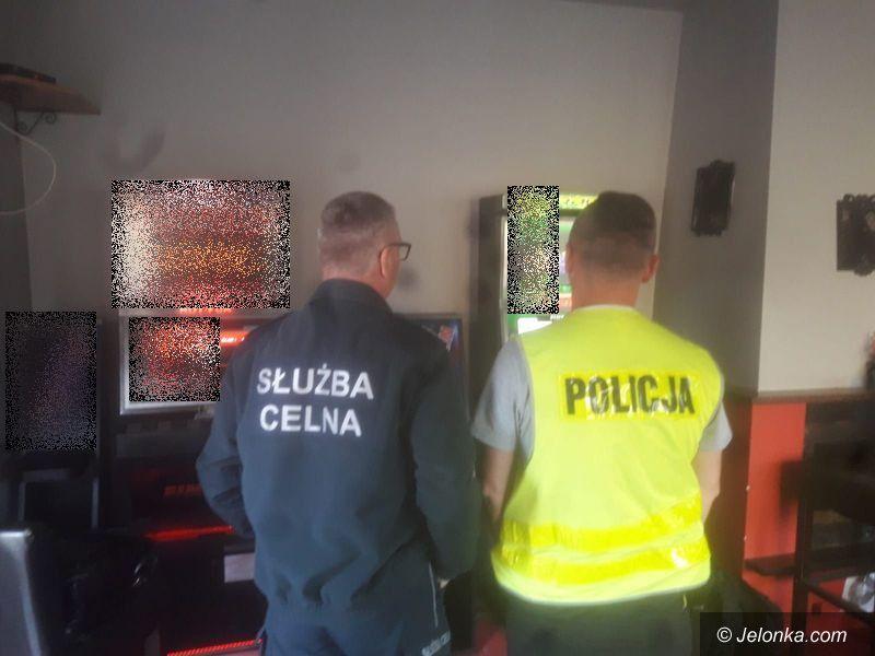 Jelenia Góra: Kolejne automaty zarekwirowane