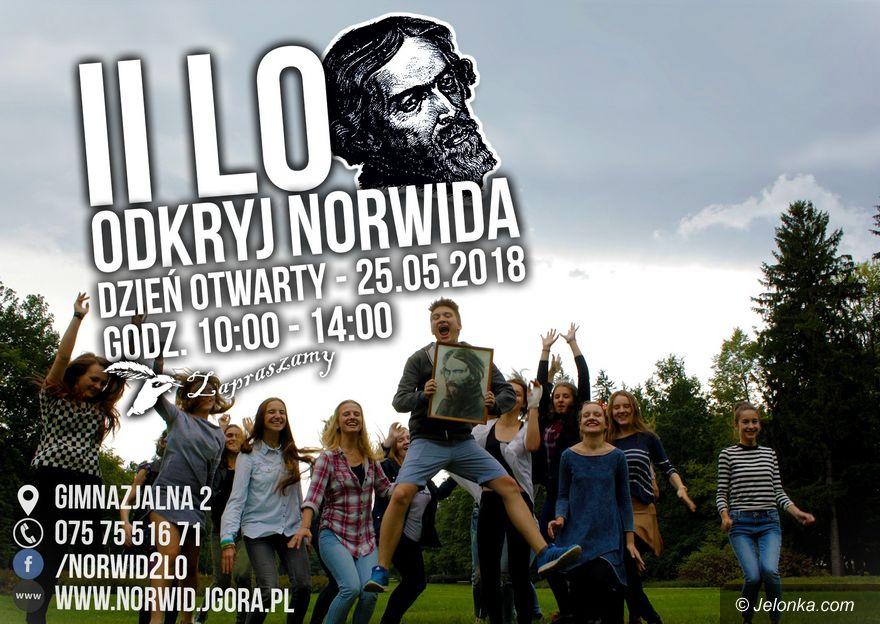 Jelenia Góra: Odkryj Norwida – dzień otwarty