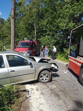 Region: Wypadek w Gruszkowie