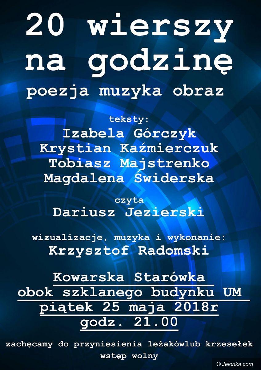 Kowary: Wieczór poezji na Kowarskiej Starówce