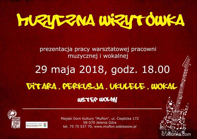 """Jelenia Góra: Muzyczna wizytówka w  """"Muflonie"""""""