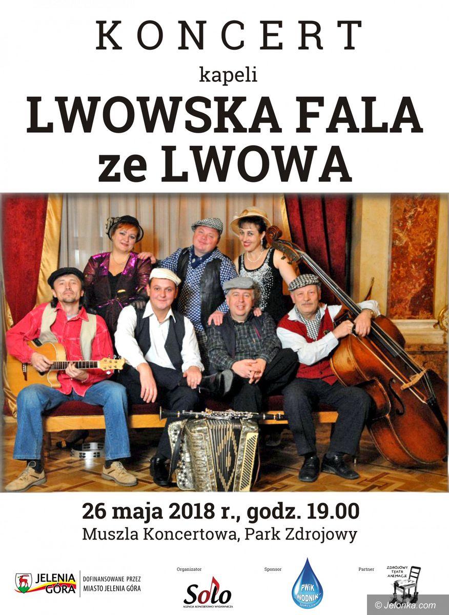 Jelenia Góra: Lwowska Fala – już dzisiaj!