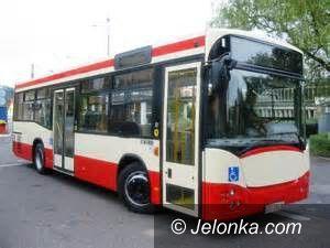 Jelenia Góra: Boże Ciało: autobusy pojadą innym kursem