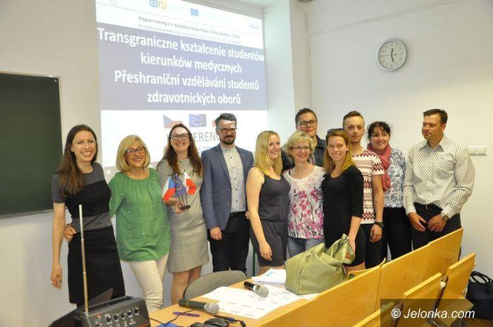 Jelenia Góra: Polsko–czeski projekt medyków