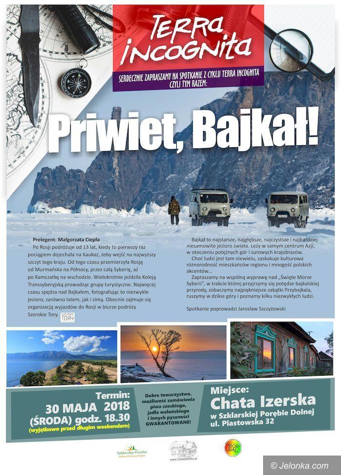 Szklarska Poręba: Terra Incognita nad Bajkałem