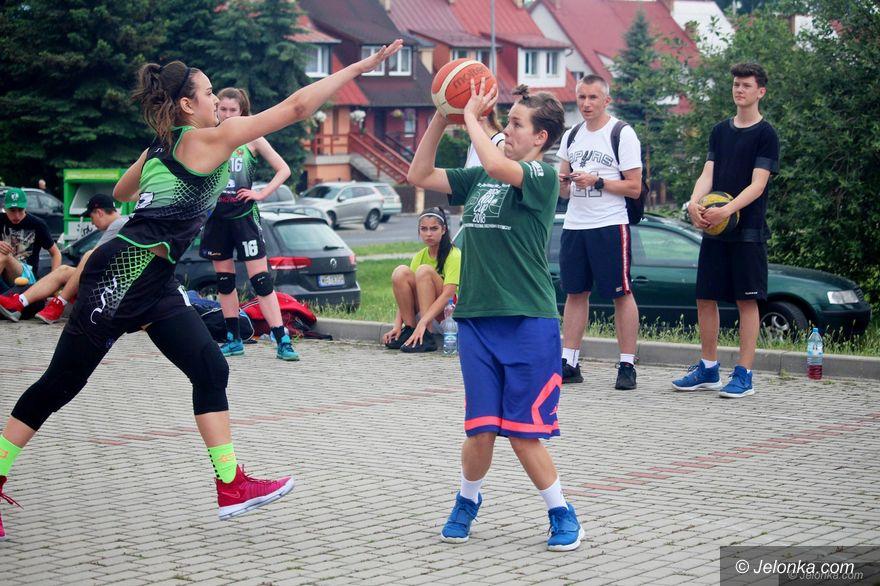 Jelenia Góra: Wyniki streetballa