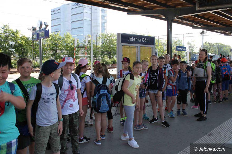 Jelenia Góra: Na podbój Szwajcarki