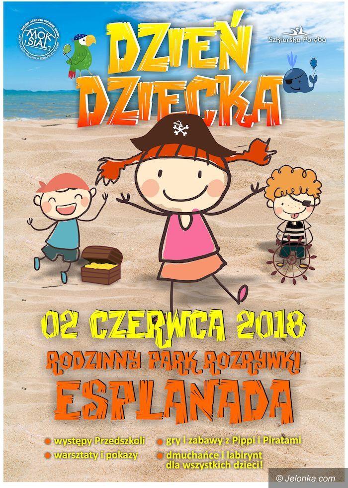 Szklarska Poręba: Festyn dla dzieci pod Szrenicą