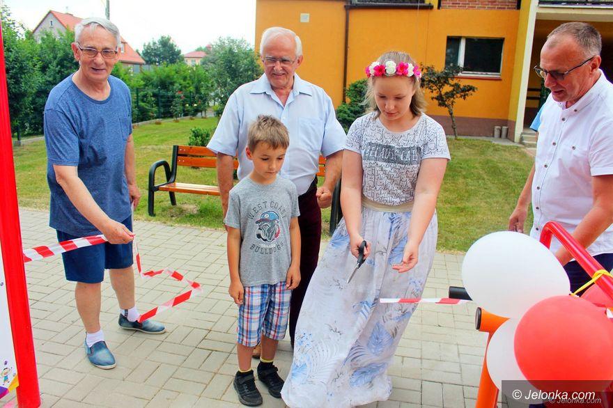 Jelenia Góra: Siłownia dla dzieci