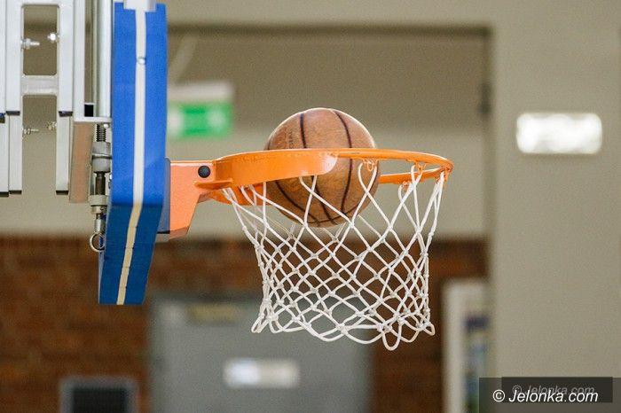 Jelenia Góra: Sparingi młodych adeptów koszykówki