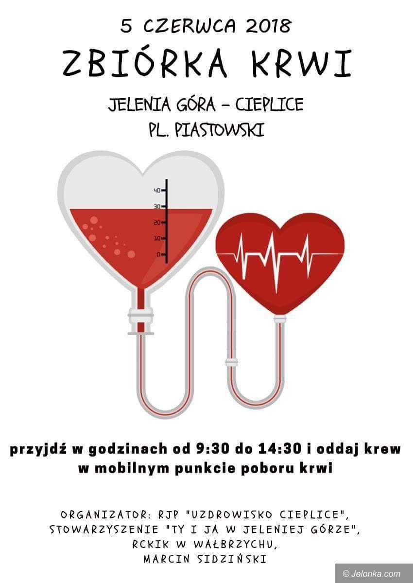 Jelenia Góra: Jutro zbiórka krwi