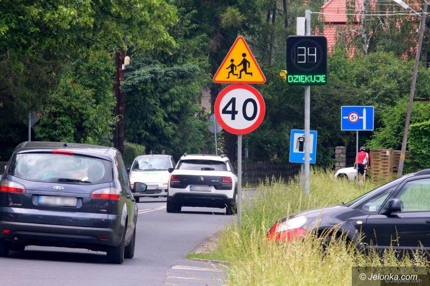 Jelenia Góra: Pomiary prędkości sprawdzą się?