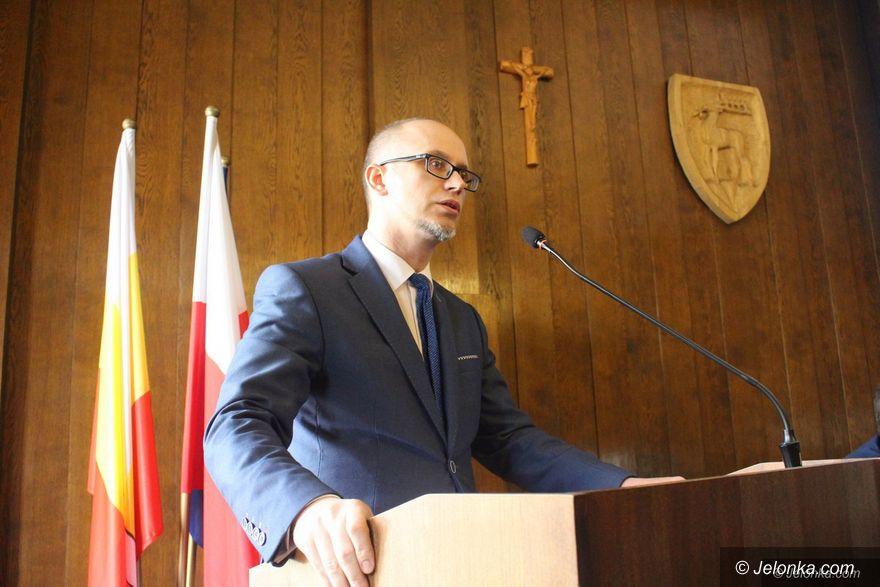 Jelenia Góra: Radny Kamiński wziął sprawy w swoje ręce