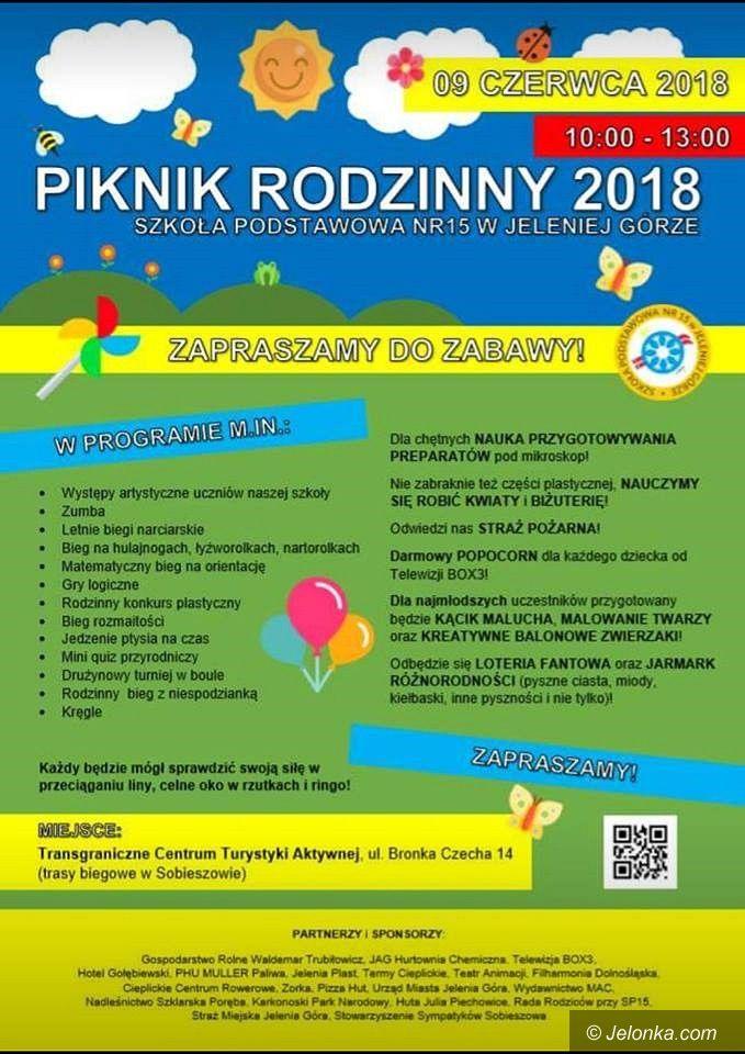 Jelenia Góra: Piknik Rodzinny w Sobieszowie – jutro