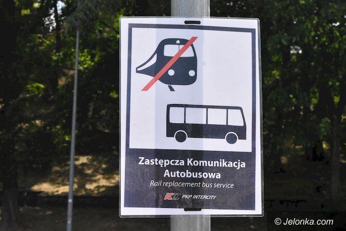 Region: Dwa tygodnie bez pociągów pod Szrenicę