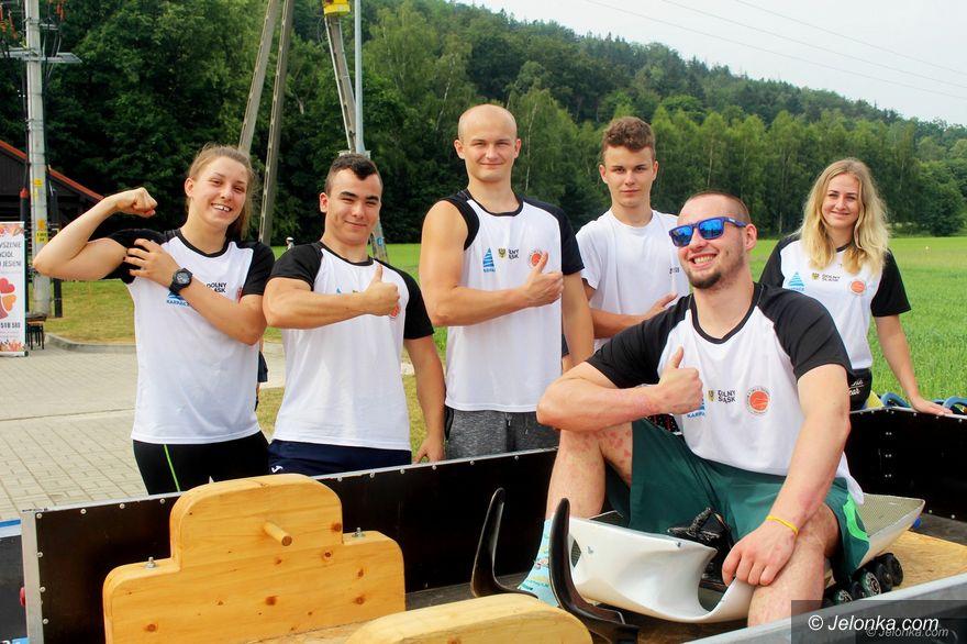 Jelenia Góra: Piknik sportowy w SP 15