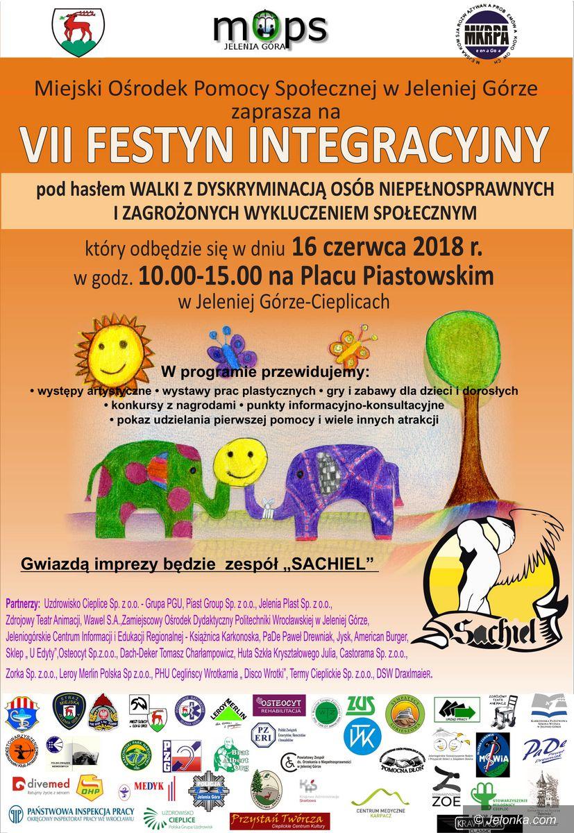 Jelenia Góra: Festyn integracyjny – w sobotę