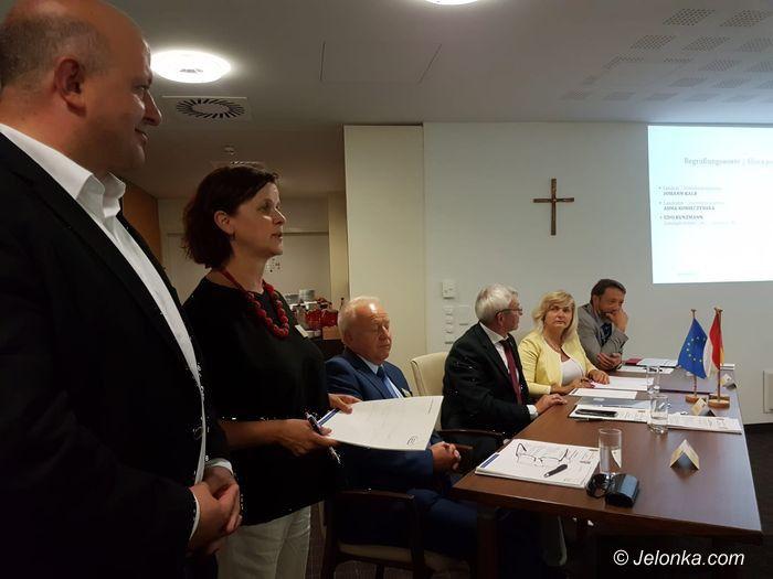 Region: Konferencja rad powiatów partnerskich