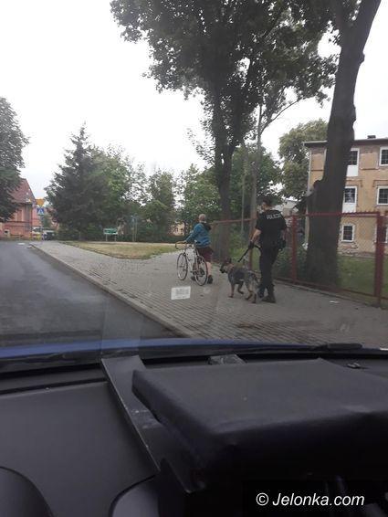 Jelenia Góra: Ukradł rower, bo było łatwo