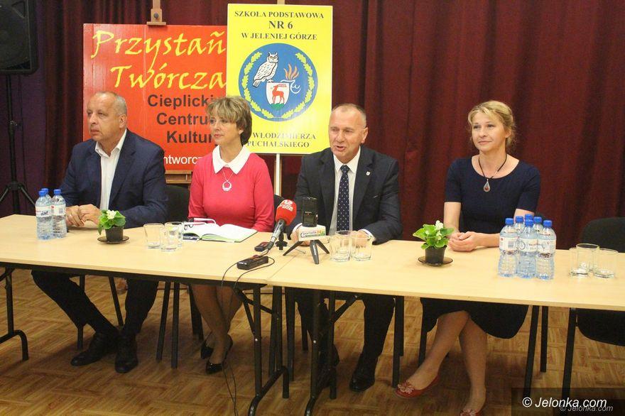 Jelenia Góra: Współpraca oświaty z kulturą w