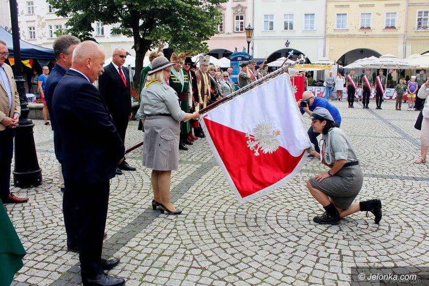 Jelenia Góra: Nowy sztandar harcerzy
