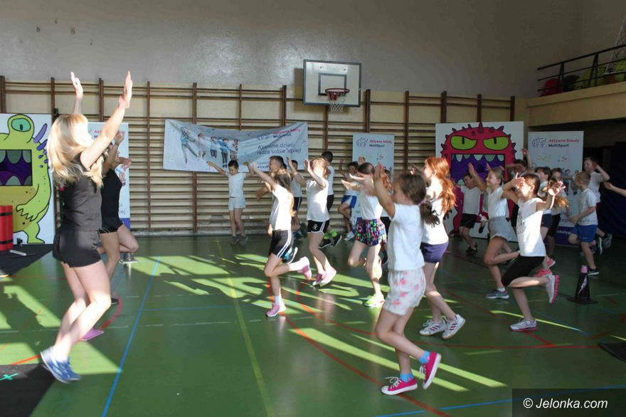 Jelenia Góra: Dwójka aktywną szkołą!