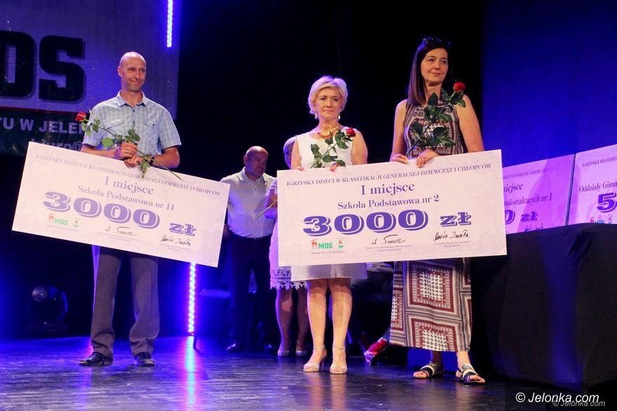 Jelenia Góra: Nagrody MOS rozdane