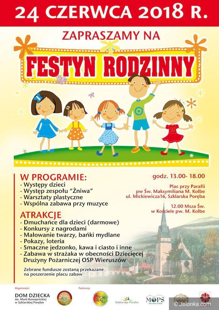 Szklarska Poręba: Festyn Rodzinny pod Szrenicą