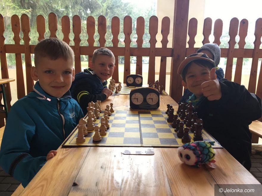 Region: Gry w szachy i zabawy na Wiśniowej Polanie