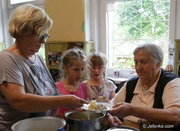 Janowice Wielkie: Notes kulinarny: finał