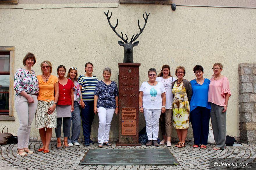 Jelenia Góra: Wizyta przedsiębiorczych kobiet