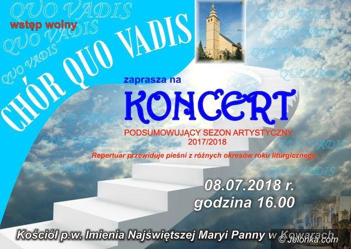 Kowary: Koncert chóralny w Kowarach
