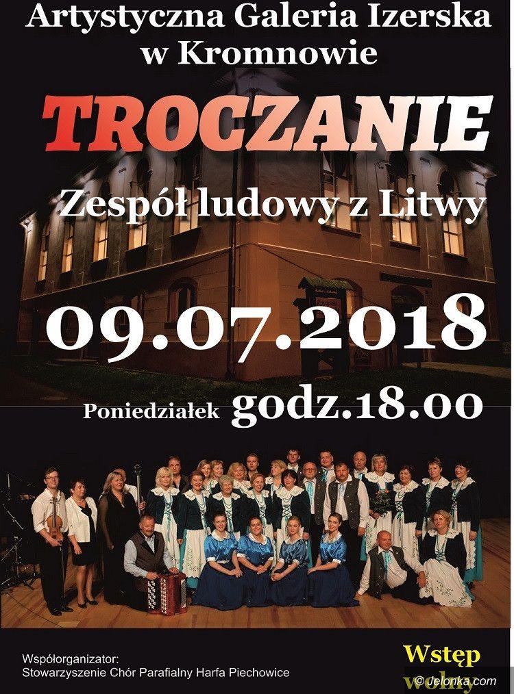 Region: Koncert rodaków z Litwy w Kromnowie