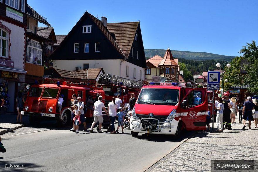 Karpacz: Był piknik strażacki