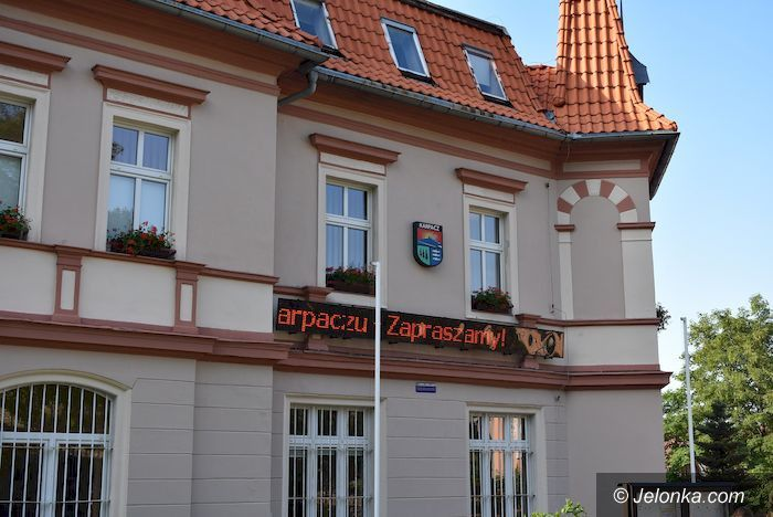 Karpacz: Były burmistrz Karpacza z zarzutami