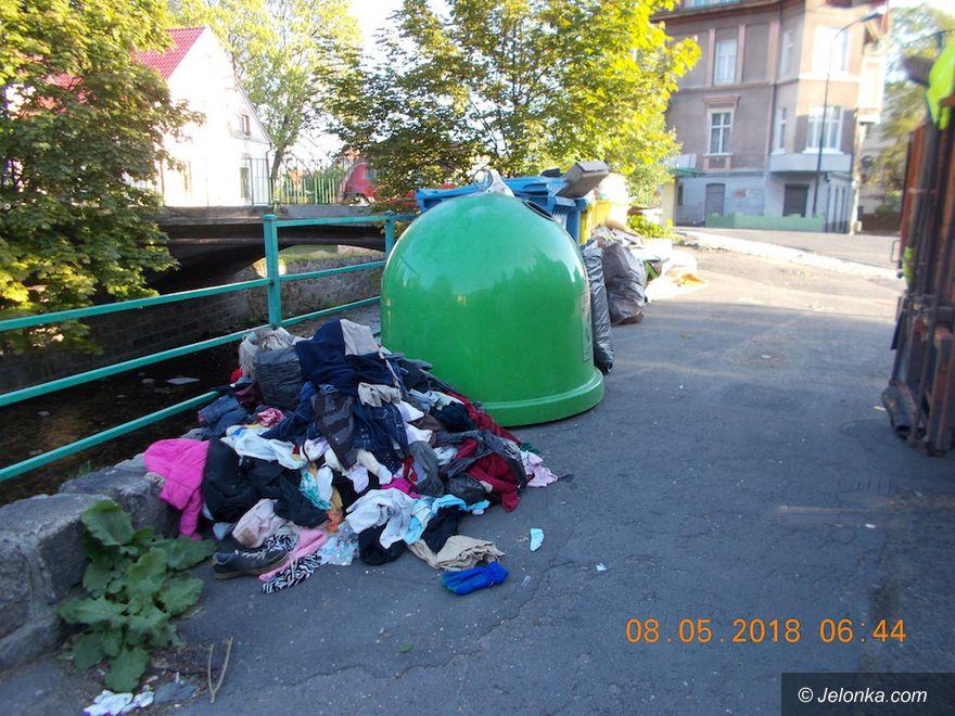 Jelenia Góra: Jedni śmiecą, wszyscy płacą