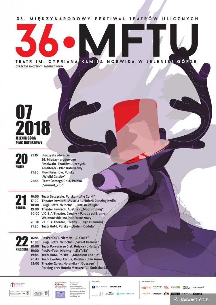 Jelenia Góra: Poszukiwani statyści na Teatry Uliczne