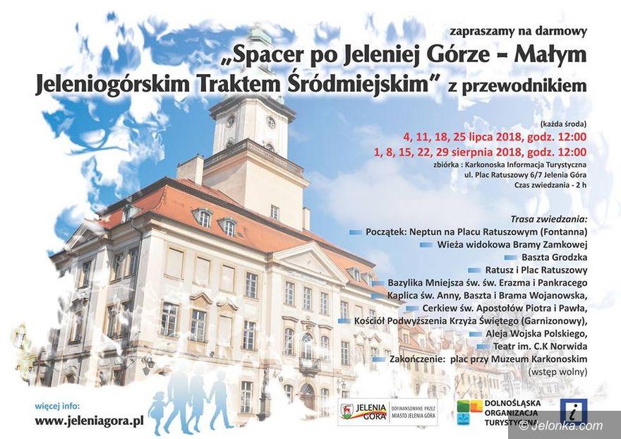 Jelenia Góra: Spacerkiem (z przewodnikiem) po mieście