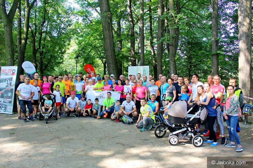 Jelenia Góra: Biegacze biegaczom