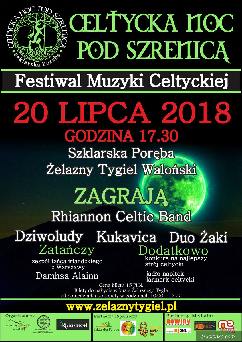 Szklarska Poręba: Celtycka Noc pod Szrenicą